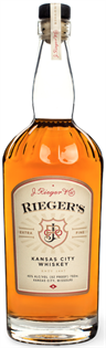 Rieger's Whiskey Kansas City 750ml